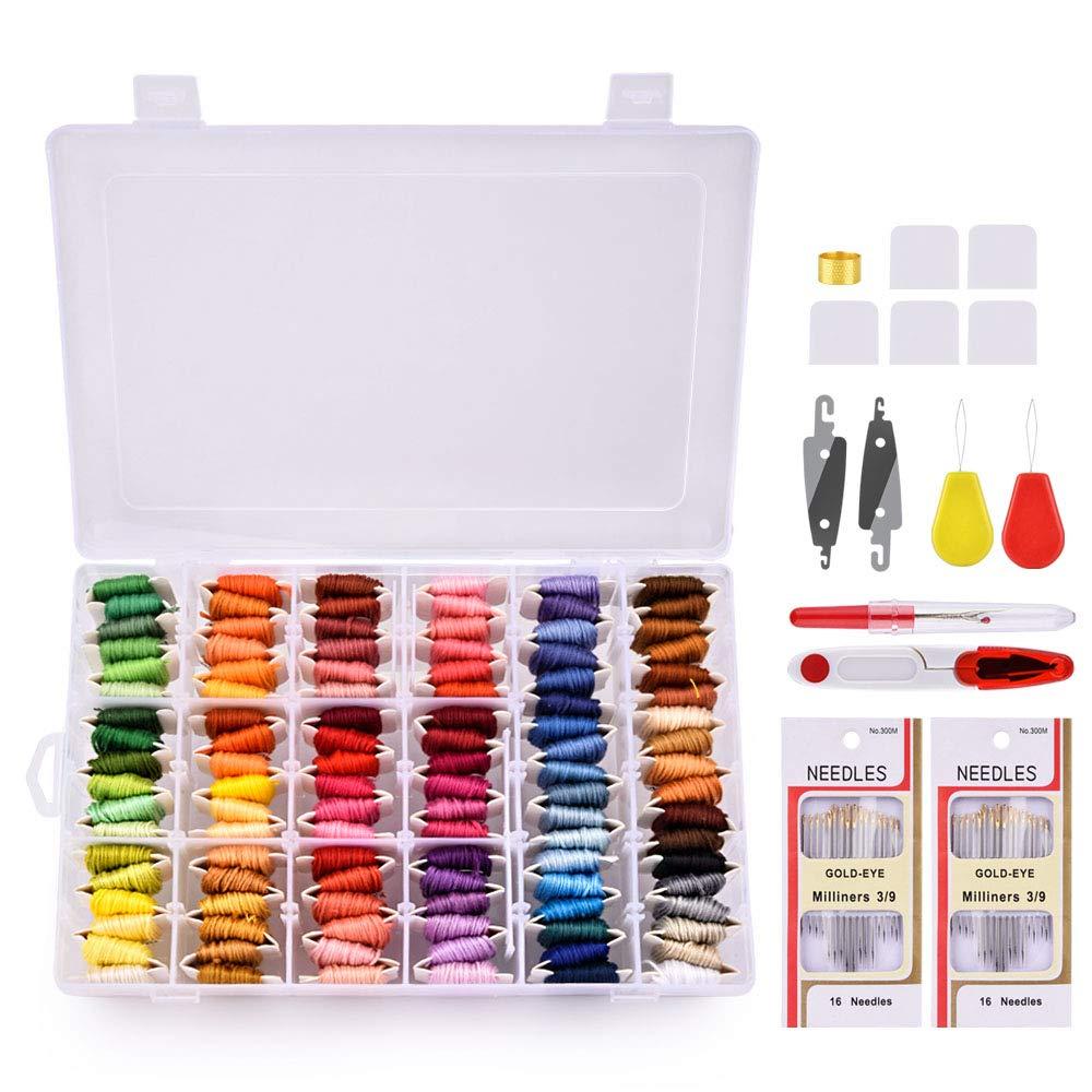 108 colors