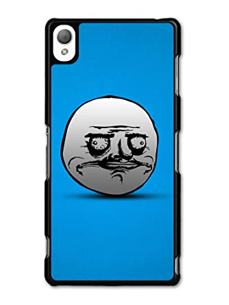 Amazon.com: Meme Me Gusta Blue Background Emoticon Emoji ...