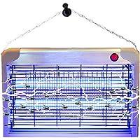 PluieSoleil Lampe Anti-moustiques 20 W pour éliminer Les Insectes et Les Insectes UV, Anti-Mouches, pour la Maison, la Cuisine, Le Jardin en intérieur