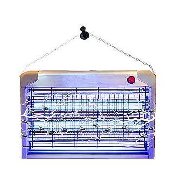 PluieSoleil Destructeur d insectes Electrique Tue Mouche Electrique Insect  Killer Electric LED Zappers 20W d0d9ca9ea0b1