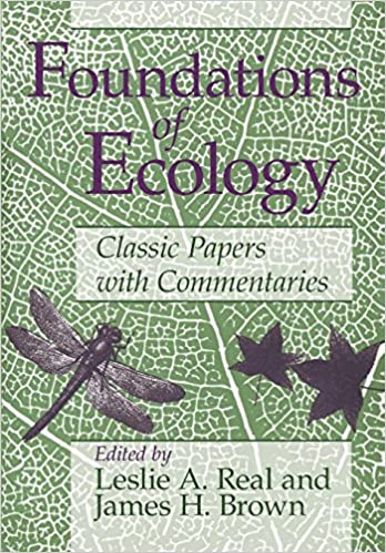 download foundations of ecology classic papers with commentaries