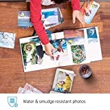 HP Sprocket Studio Photo Paper and Cartridges | 4x6 | 80 Sheets | 2 cartridges