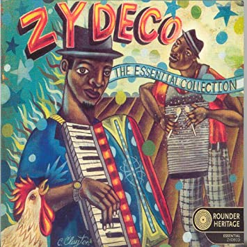 Zydeco The Essential Collection