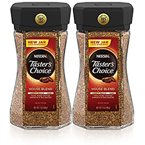 Taster's Choice House Blend Instant Coffee, 14 Ounce from Nestle