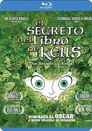 El secreto del libro de Kells de  Nora Twomey