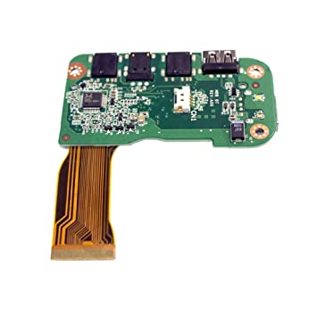 Amazon.com: DELL XPS L401 X 14 tarjeta de sonido de audio ...