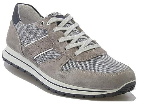 big sale a8cb4 812f6 Imac Scarpe Uomo camoscio Sneakers Primavera Estate Casual ...