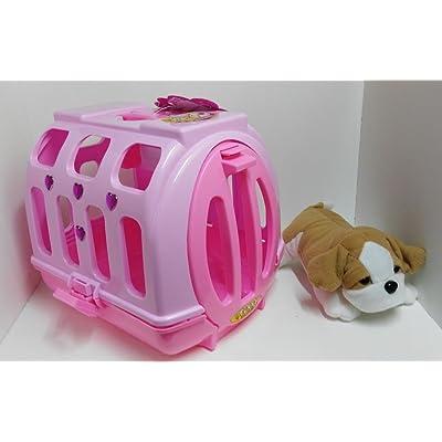209 Maletín veterinario con sonido y perrito: Juguetes y juegos