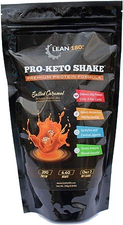 Pro-Keto Shake! Mejor sabor baja en carbohidratos bajo de azúcar ...