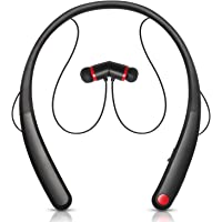 BestOnly Neckband Wireless Bluetooth Earbuds Headphones