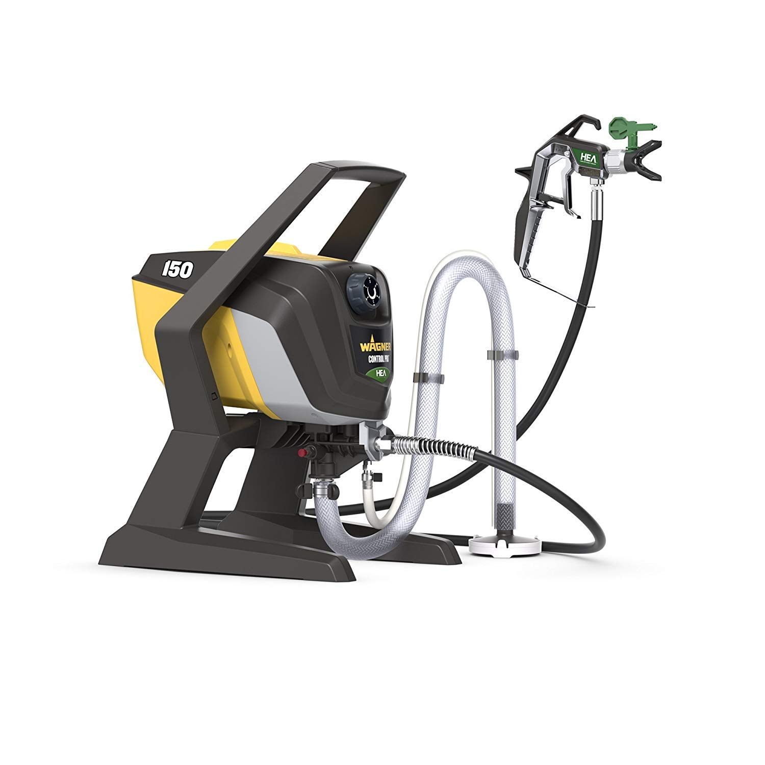 Wagner Control Pro 150 Paint Sprayer, High Efficiency Airless with Low Overspray by Wagner Spraytech