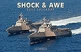 2018 Shock & Awe Deluxe Wall Calendar