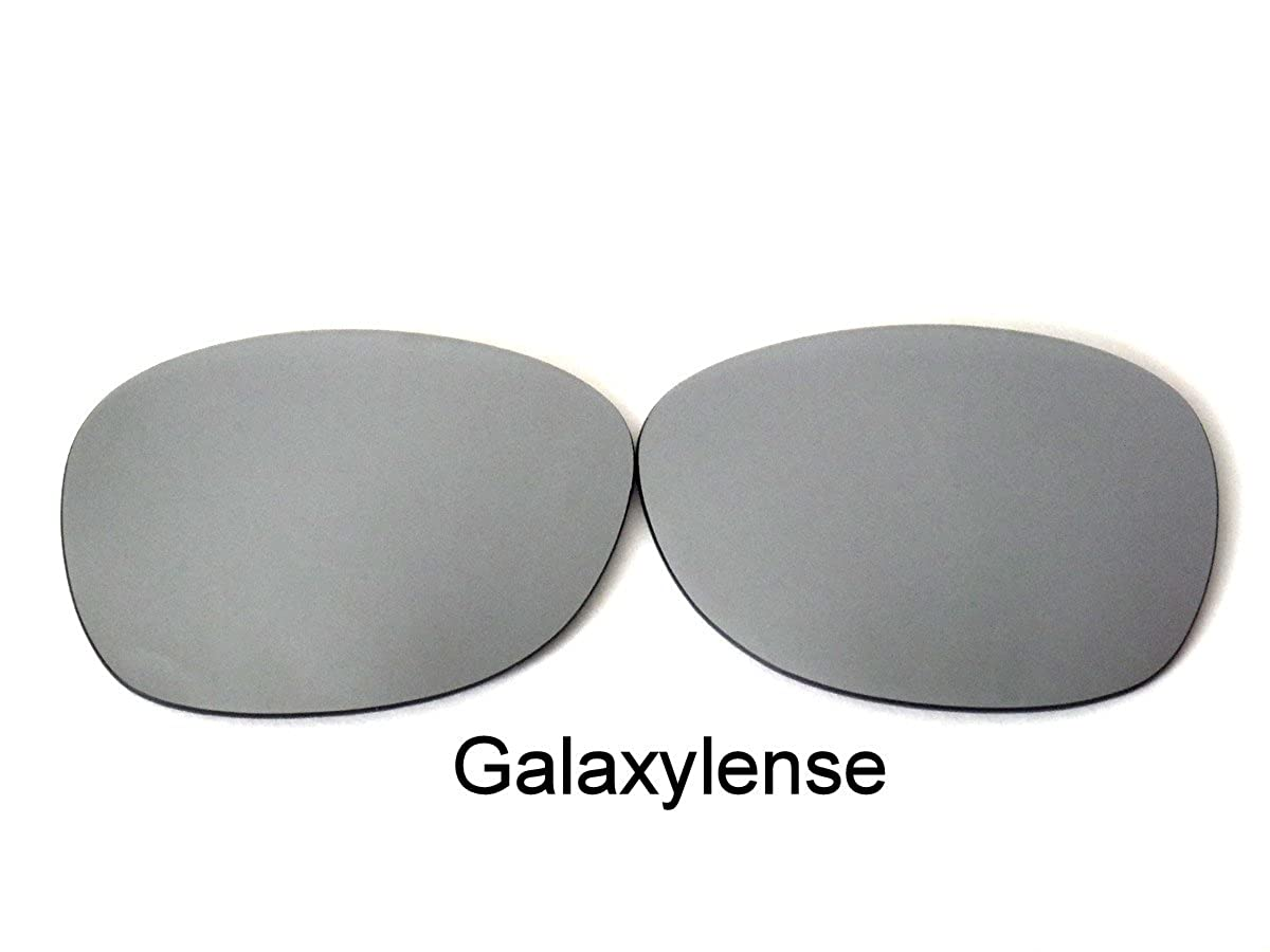cbe19ea936 Galaxy Replacement Lenses For Ray Ban RB 2132 New Wayfarer Titanium 52mm  Polarized  Amazon.co.uk  Clothing