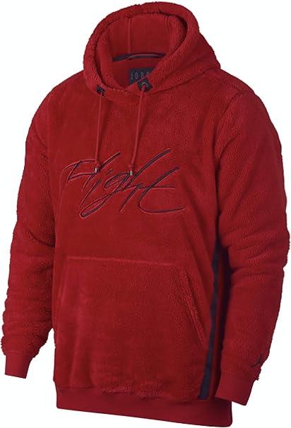 Make profile School teacher  Nike Jordan Sportswear Wings of Flight - Felpa con cappuccio AH6250-687  rosso XXXL: Amazon.it: Abbigliamento