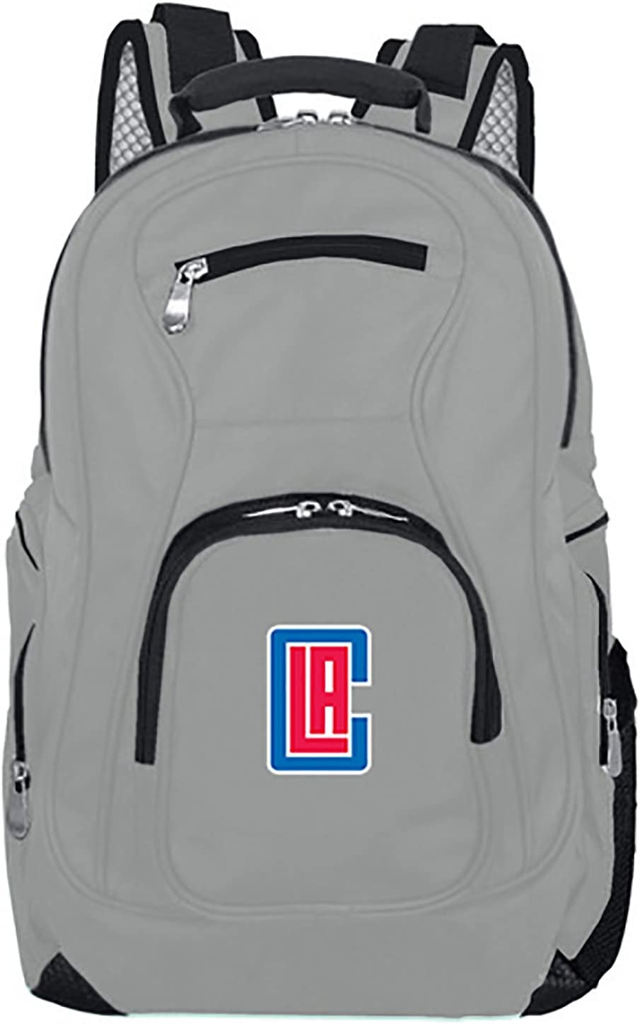 19-inches NBA Laptop Backpack Grey