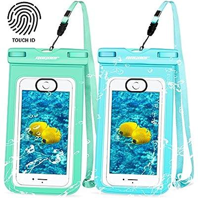 qogoer-waterproof-phone-case-2-pack