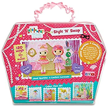 lalaloopsy bubbly mermaid doll instructions