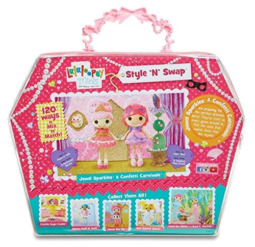 Lalaloopsy Minis Style 'N' Swap Multipack Doll- Princess