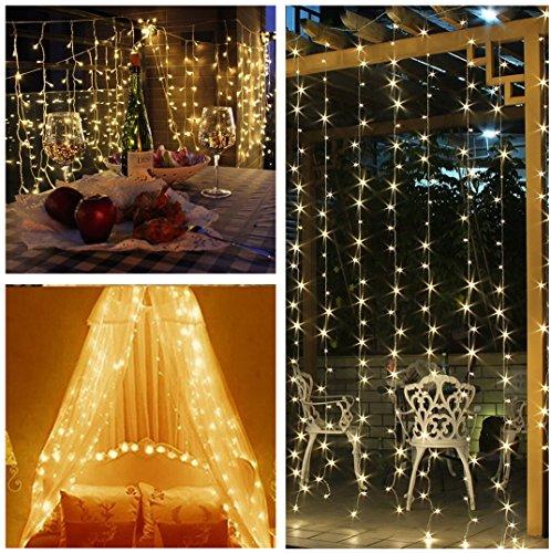 Main Street Garden Christmas Lights