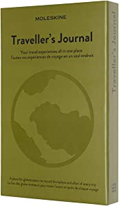 Moleskine Passion Journal, Travel, Hard Cover, Large (5