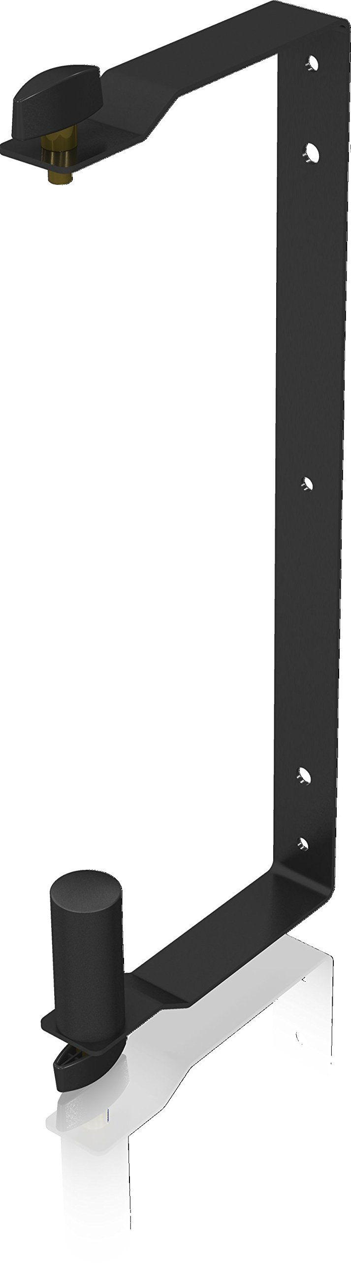 Behringer Eurolive WB210 Wall Mount Bracket for Eurolive B210 Series Speakers, Black by Behringer (Image #1)