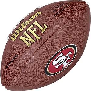San Francisco 49ers Logo Official Football
