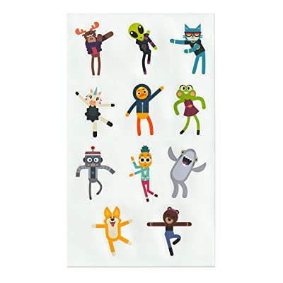 100+ Dance Party Stickers: Office Products [5Bkhe0506632]