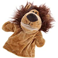 Magideal Hand Puppet Animals Toy Lions