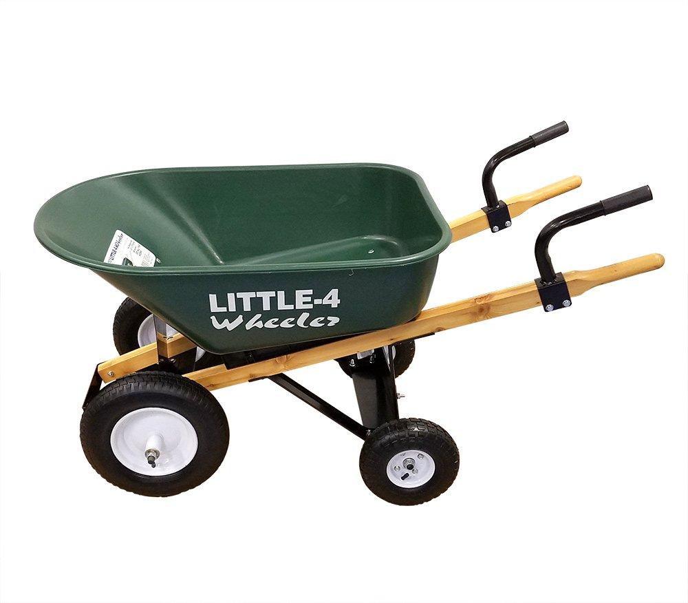 Amazon Com Big 4 Wheeler B4w 6eh 6 Cubic Feet Wheelbarrow 6 Cu