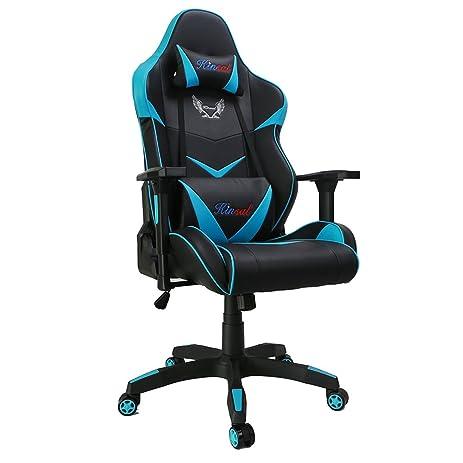 kinsal large size big and tall computer chair gaming chair highback ergonomic
