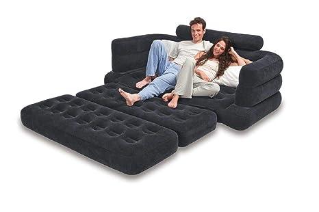 Swell Amazon Com Anglobals New Inflatable Couch Blow Up Sofa Inzonedesignstudio Interior Chair Design Inzonedesignstudiocom