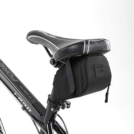 Llxxx Bolsa de Bicicleta-Bolsa de Tubo para Silla de Montar ...