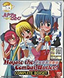 HAYATE THE COMBAT BUTLER ! SEASON 1 - 4 - COMPLETE TV SERIES DVD BOX SET ( 1-102 EPISODES )