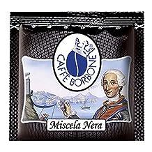 NEW!! Amazon Exclusive: Caffe Borbone BLACK Espresso Pods [ESE Espresso Pods] *150 PACK* Best Espresso. Italy's #1 Selling Espresso Pods - Lavazza and illy Compatible (Miscela Black)