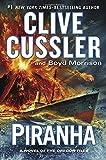 """Piranha (The Oregon Files)"" av Clive Cussler"