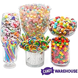 Rainbow Candy Kit - Party Candy Buffet Table