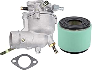 Coolwind Carburetor for 390323 394228 398170 7HP 8HP 9HP Horizontal Engines Troybilt Carb with Air Filter