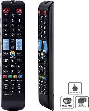 loutoc Universal Smart TV Control para Samsung TV Mando a Distancia de Repuesto BN59: Amazon.es: Electrónica