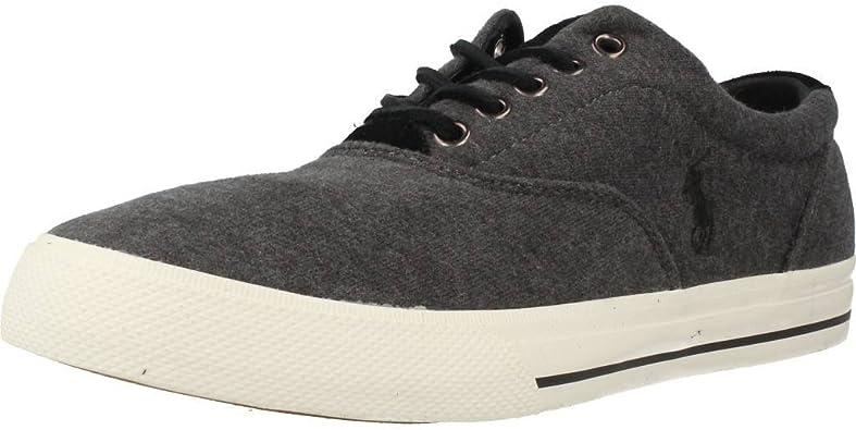 Zapatos para hombre, color gris , marca RALPH LAUREN, modelo ...
