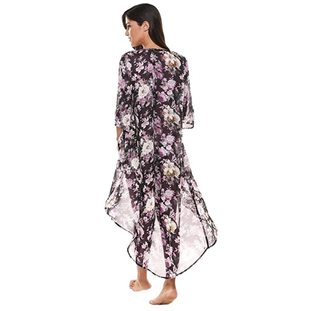 1cc398cff382d women kimono cardigan summer women kimono cover up loose chiffon blouse open  front cardigan women kimono cover up shirt women kimono boho ...