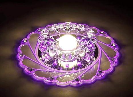 Plafoniere A Led Per Soggiorno : Reep plafoniera led 7 sfumature di colore lampada decorativa