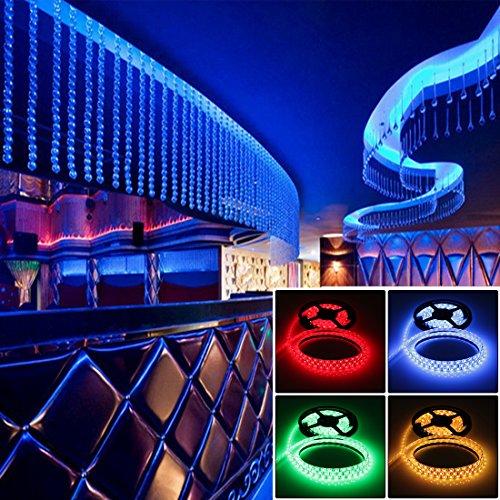 LEDMO SMD 5050 RGB 5M Waterproof IP65 Flexible LED Strip ...