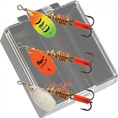 Mepps Aglia Plain Trout Fishing Lure Pocket Pack: Sports & Outdoors