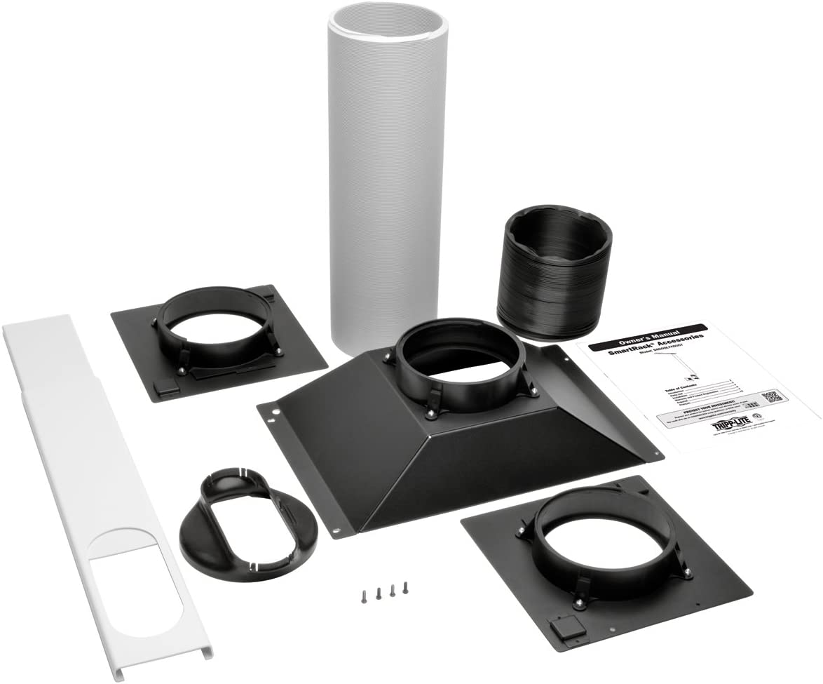 Tripp Lite Exhaust Duct Kit for Rack Mount Cooling Unit SRCOOL7KDUCT