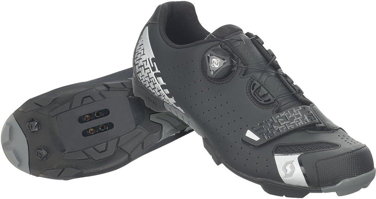 Scott MTB-radschuh Comp Boa, Zapatillas de Ciclismo de montaña ...