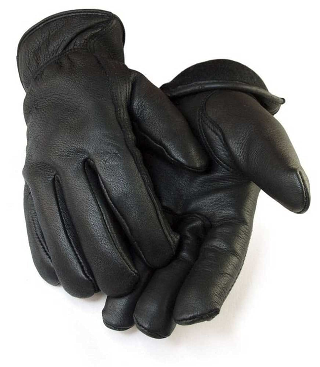 Leather work gloves with thinsulate lining - Northstar Mens Full Grain Black Deerskin Lined With 40 Gram 3m Thinsulate 013b At Amazon Men S Clothing Store