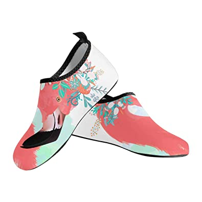 a95c6c88e4f30 Amazon.com | INTERESTPRINT Women's Trail Running Barefoot Shoes Wide ...