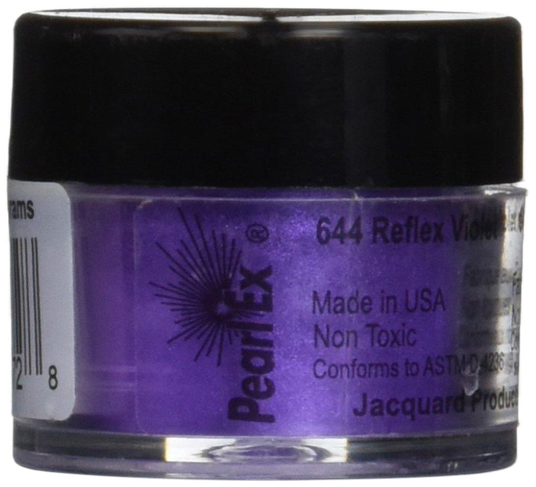Pigmento Jacquard Pearl Ex 3gr. Reflejo Violeta