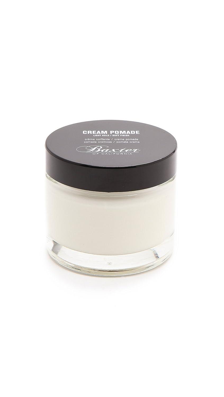 Baxter of California Cream Pomade for Men | Natural Finish | Light Hold | Hair Pomade