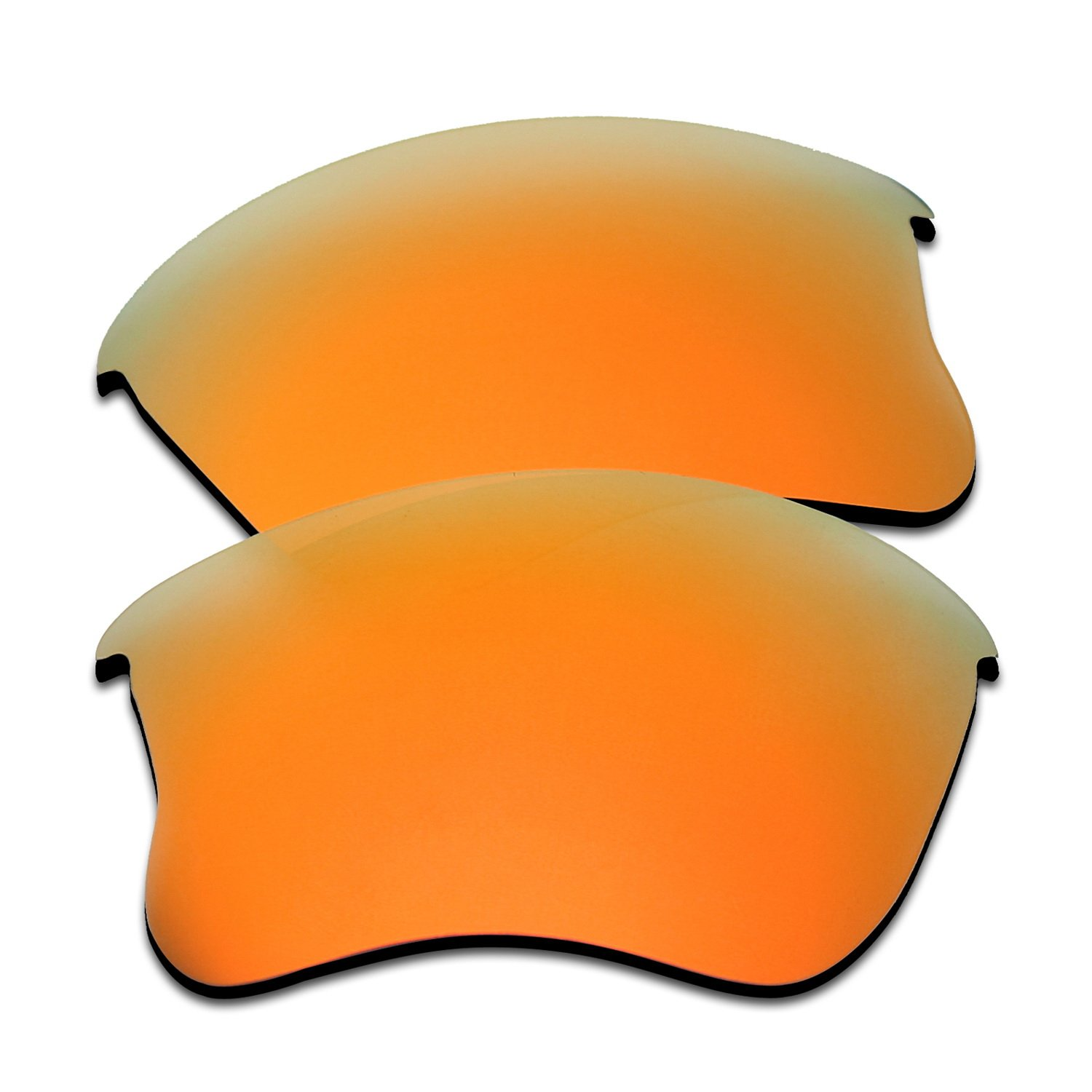 New 1.8mm Thick UV400 Replacement Lenses for Oakley Flak Jacket XLJ - Options by Highprecisionoptics